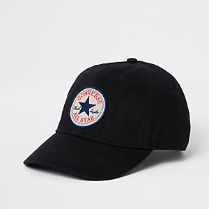 Kids black Converse cap