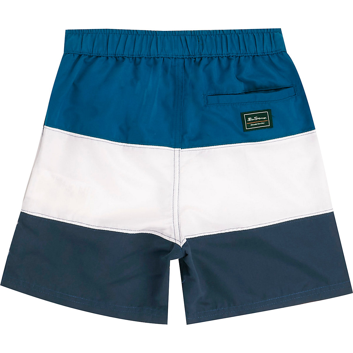 0c4ff20bf7ff Boys blue Ben Sherman swim trunks - Swim Trunks - boys