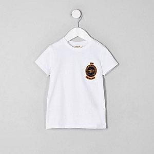 T-shirt avec écusson guêpe brodé pour mini garçon