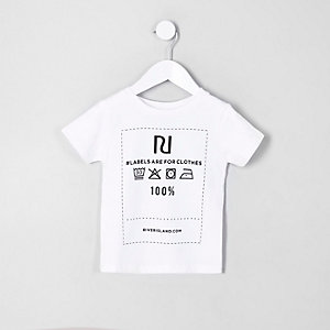 Ditch the label charity – T-shirt mini enfant