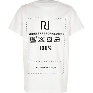 Boys Ditch the Label T-shirt