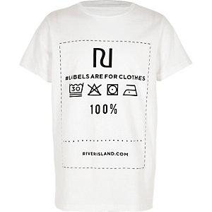 Ditch the Label T-shirt voor een goed doel voor kinderen