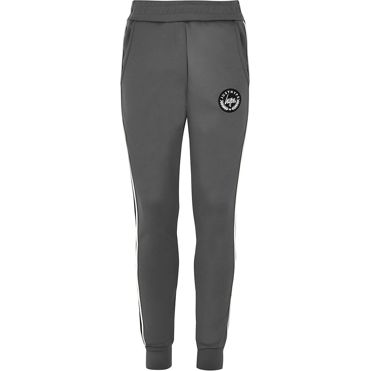 Hype – Pantalon de jogging gris pour garçon