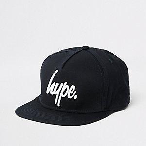 Boys Hype navy snapback cap