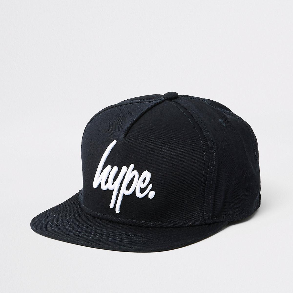 Boys Hype navy snapback cap - Hats - Accessories - boys e504c07344b6