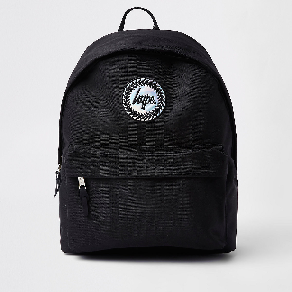 31522ad3df44 Boys Hype black hologram logo backpack - Bags   Wallets - Accessories - boys