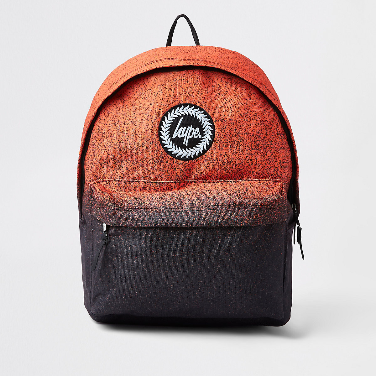 958fea0d777a Boys Hype black orange speckled backpack - Bags   Wallets - Accessories -  boys