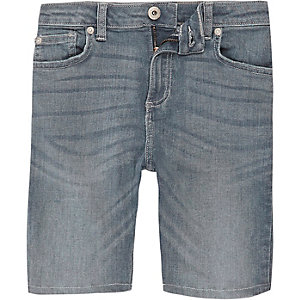 Sid – Blaue Jeansshorts