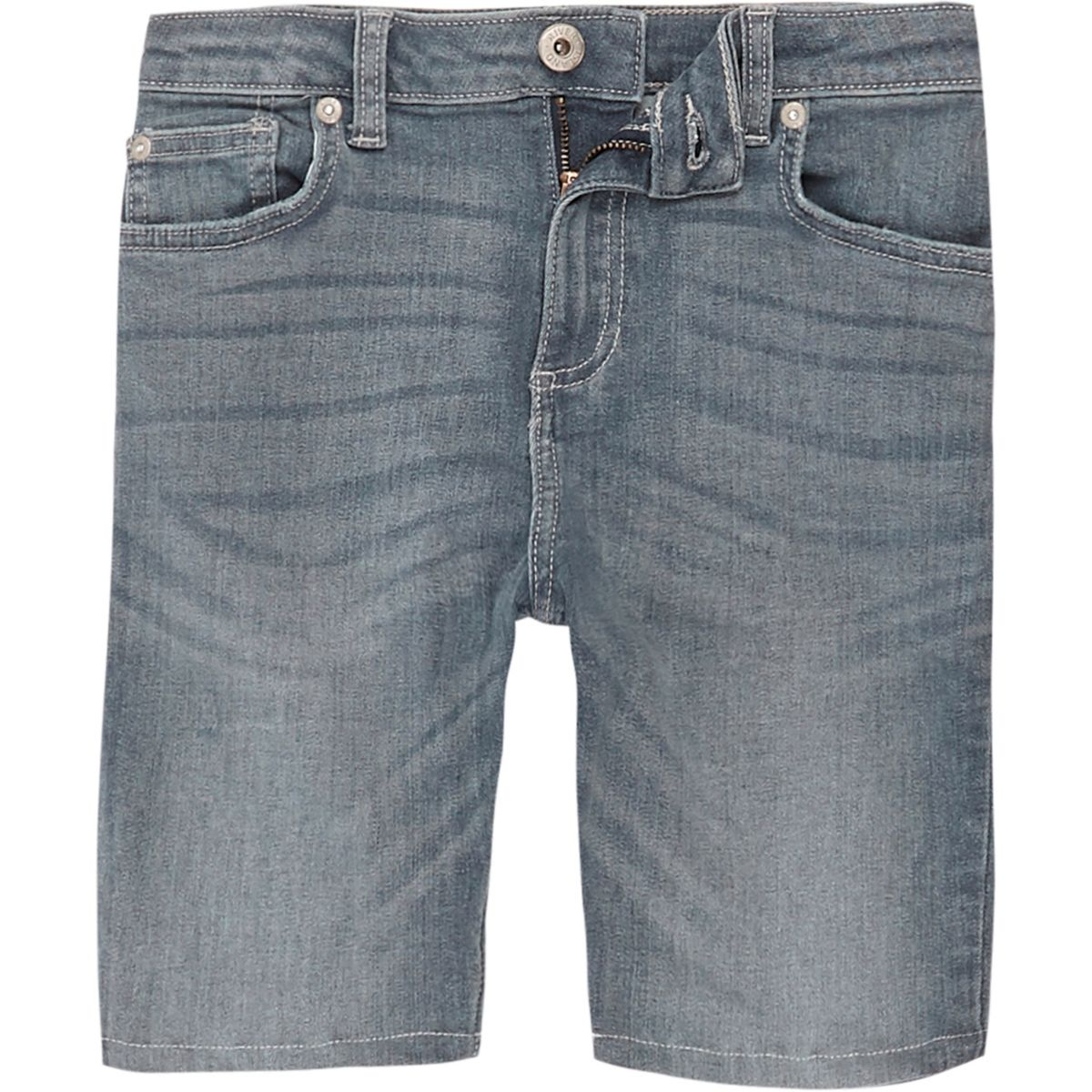 Boys blue sid denim shorts
