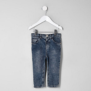 Mini boys acid wash denim Sid jeans