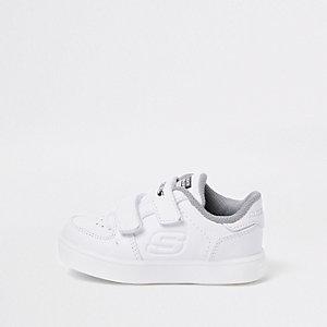 Skechers – Weiße Sneaker