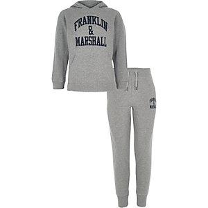 Franklin & Marshall - Trainingspak voor jongens