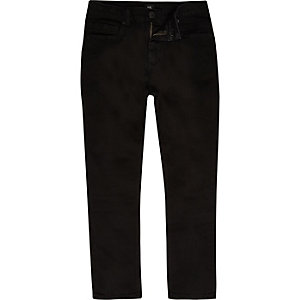 Boys black Dylan slim fit jeans