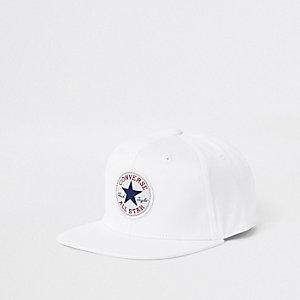 Converse - Witte baseballpet voor jongens