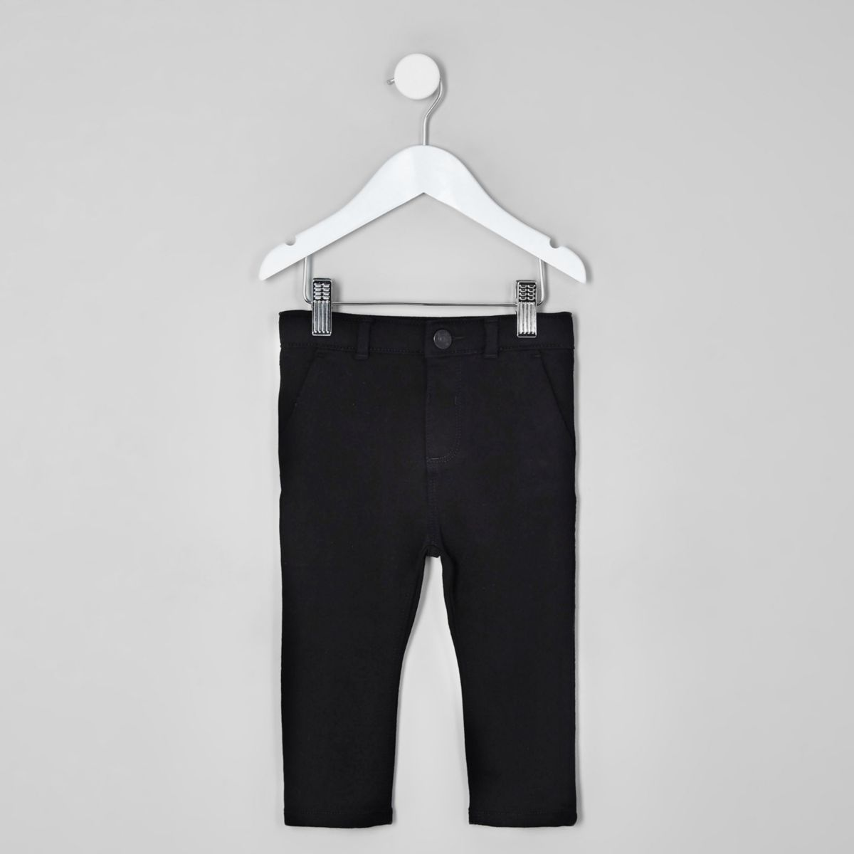 12b9f53906ac Mini boys black stretch skinny jeans - Baby Boys Smart Trousers - Baby Boys  Trousers - Mini Boys - boys