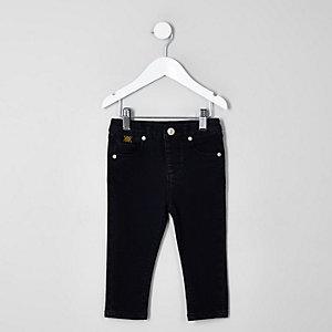Mini - Sid - RI 30 - Donkerblauwe skinny jeans voor jongens