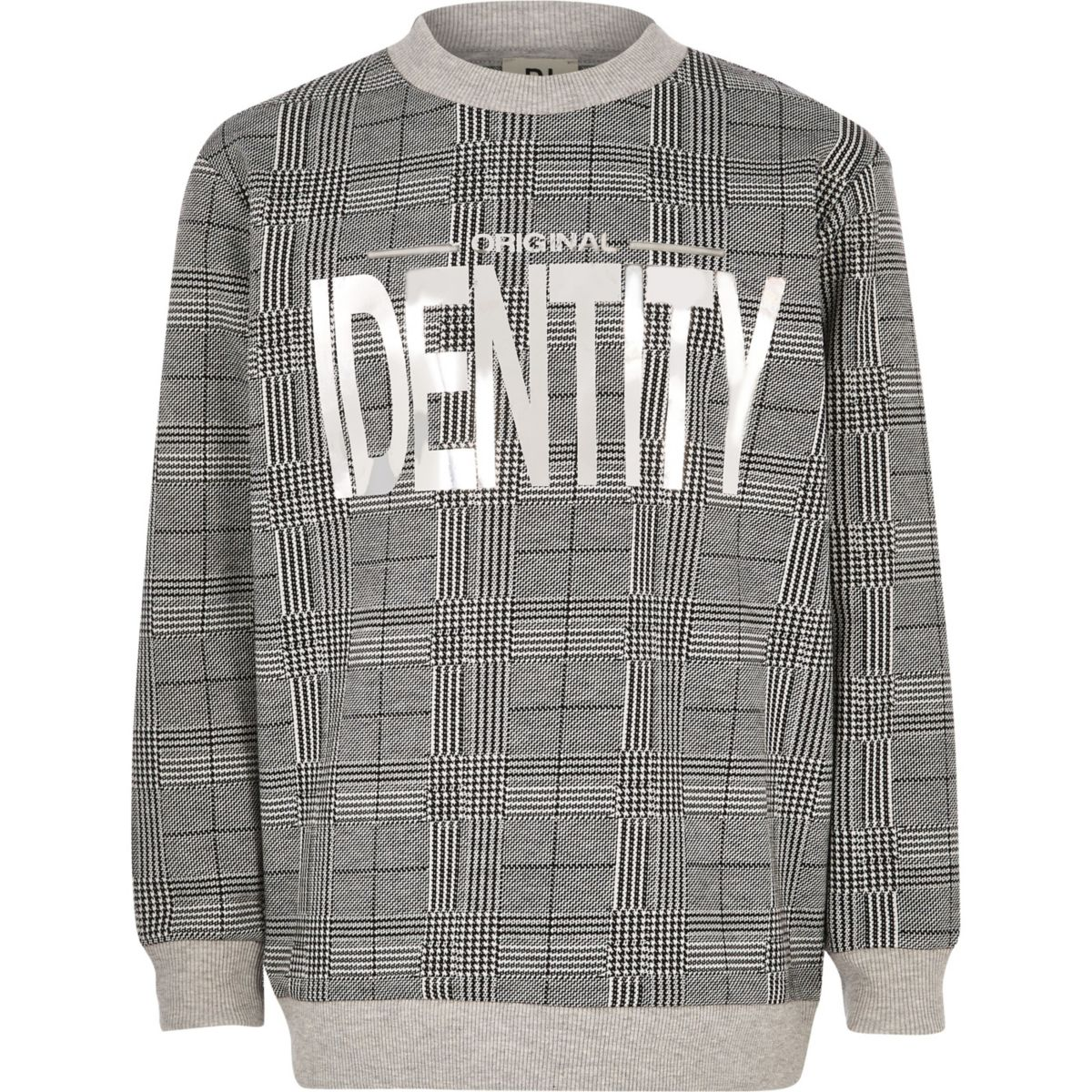 Be inclusive check 'Identity' print jump