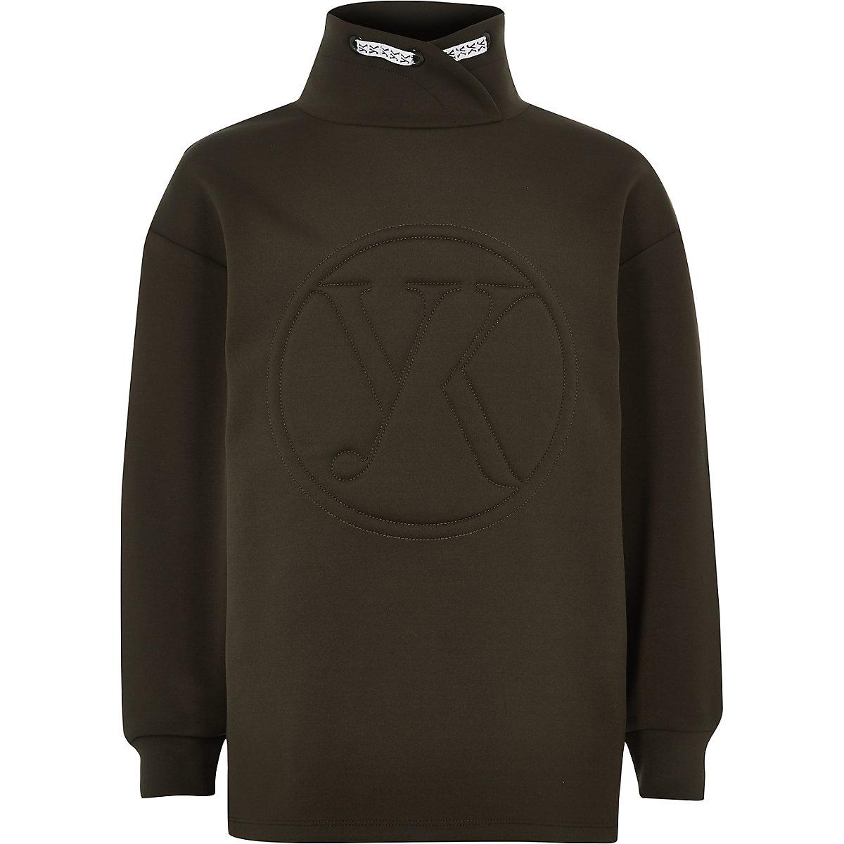 Be Inclusive – Pullover in Khaki