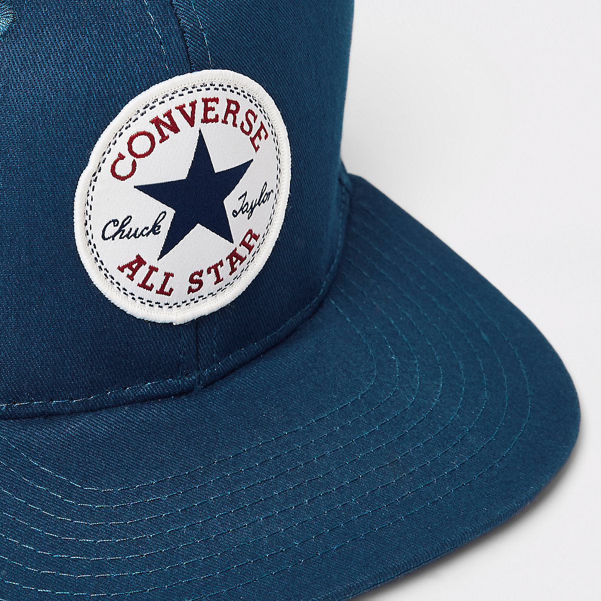 Boys Converse navy flat peak cap - Hats - Accessories - boys 7b310de8366