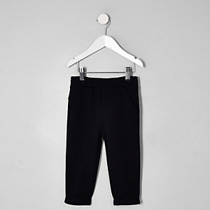 Mini boys navy trousers