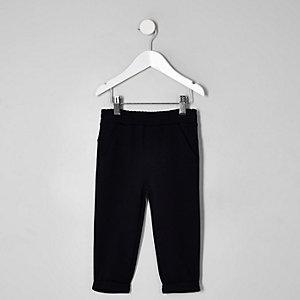 Pantalon bleu marine mini garçon