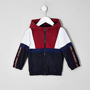 Mini boys navy 'atelier' track jacket