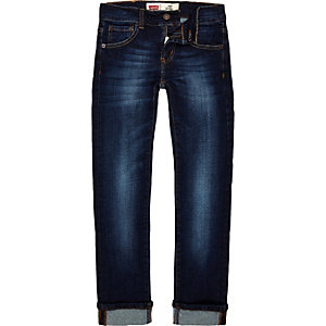 Boys Levi's blue denim jeans