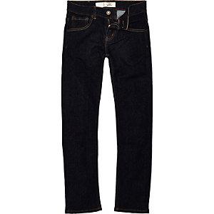 Levi's - Zwarte skinny denim jeans voor jongens