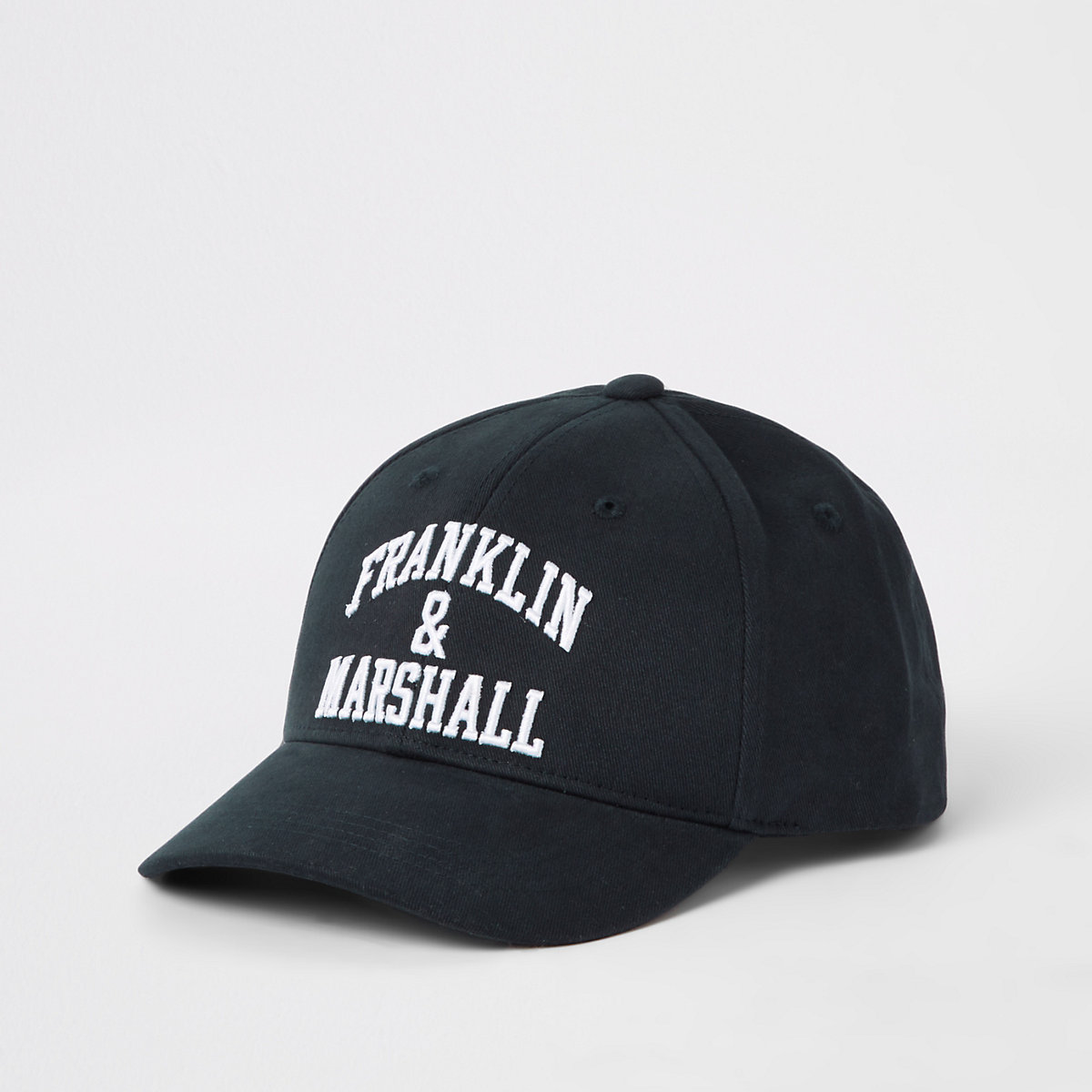 Boys Franklin and Marshall navy cap