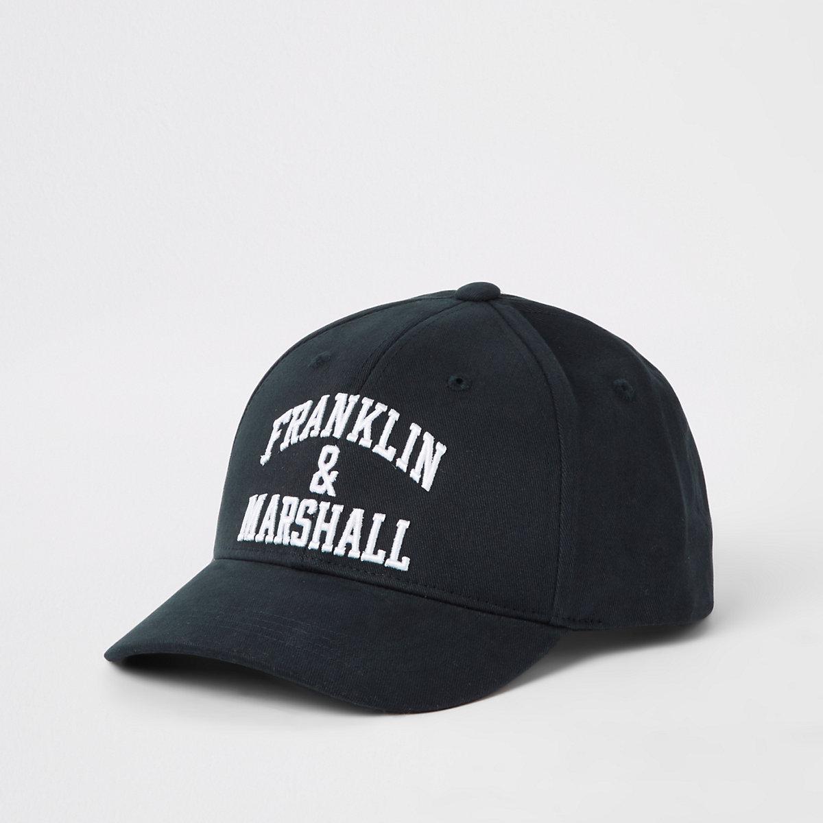 Boys Franklin and Marshall navy cap