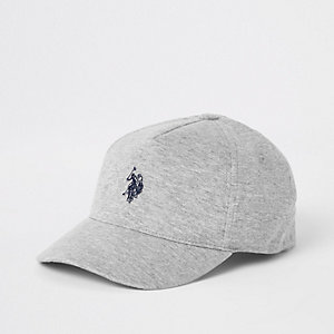 U.S. Polo Assn. ‒ Graue Kappe