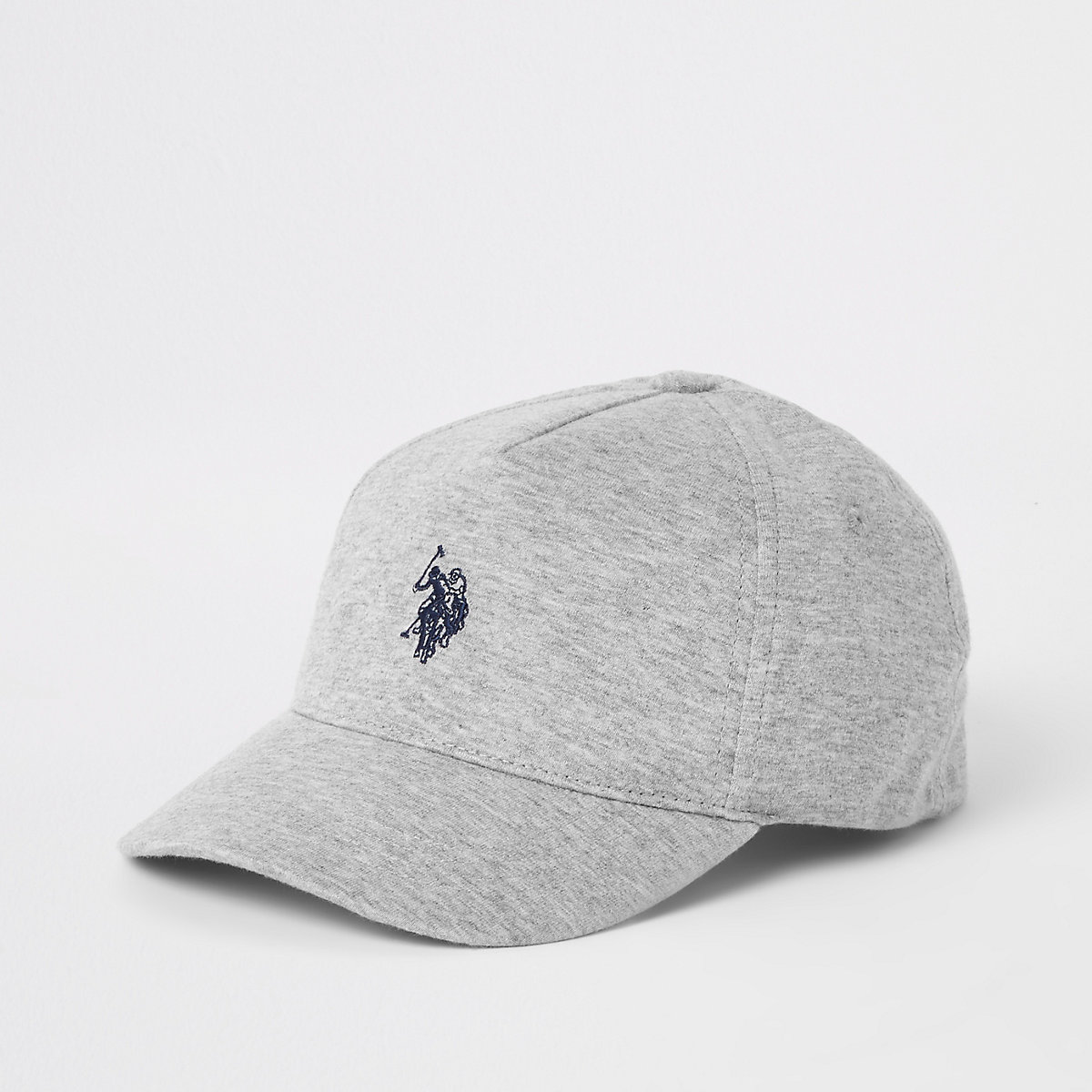 fe8d8227f39 Boys grey U.S. Polo Assn. cap - Hats - Accessories - boys