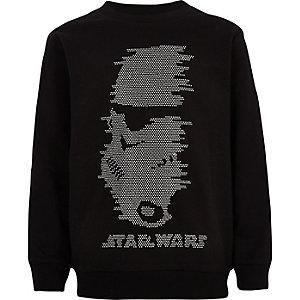 Star Wars sweatshirt met studs voor jongens