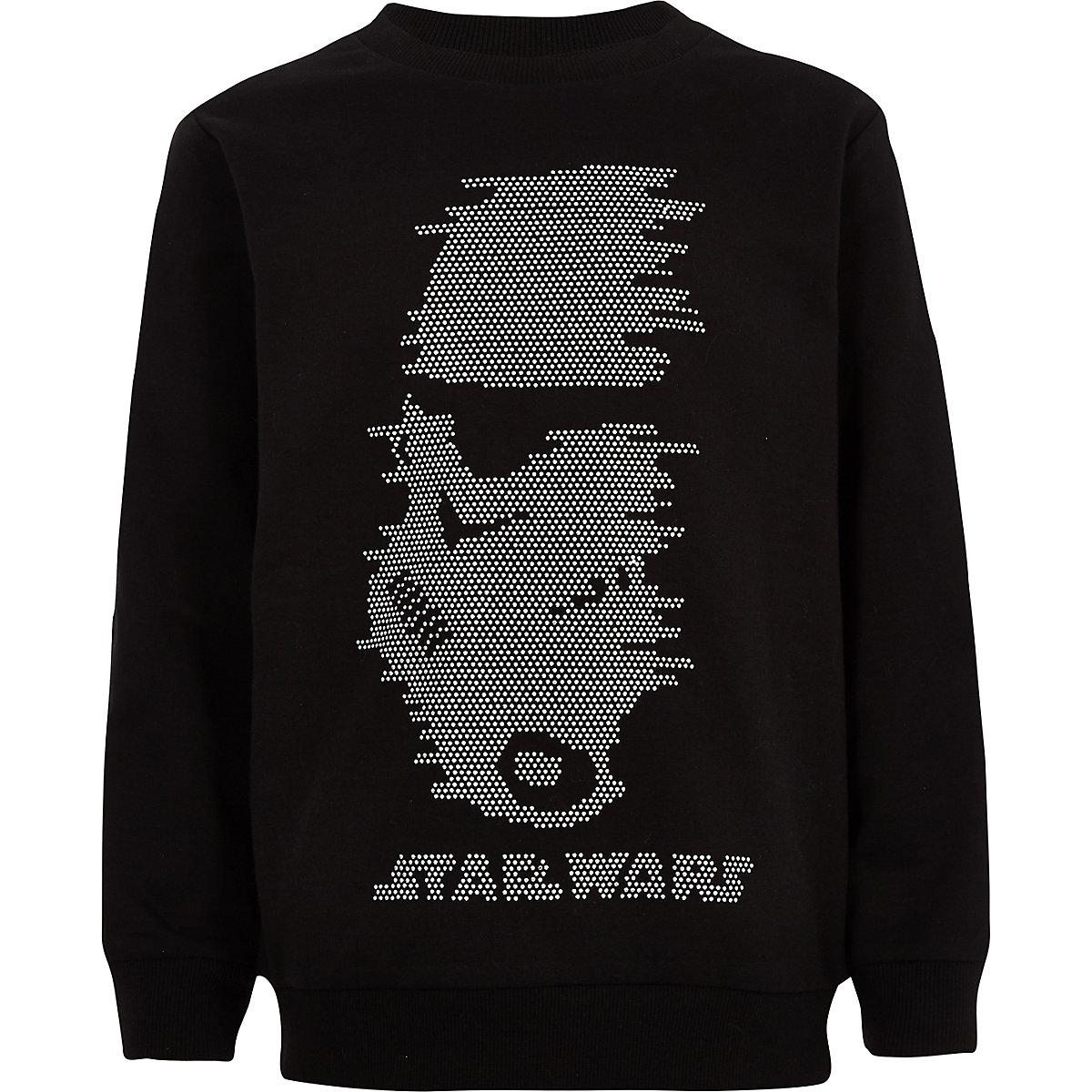 Boys Star Wars studded sweatshirt