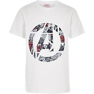 """Weißes T-Shirt """"Marvel Avengers"""""""