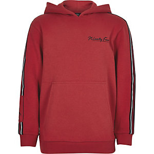 """Roter Hoodie """"Ninety four"""""""
