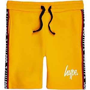 Hype - Gele short met bies voor jongens