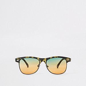 Khaki Sonnenbrille