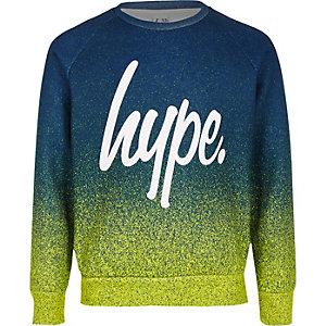 Hype – Grünes Sweatshirt