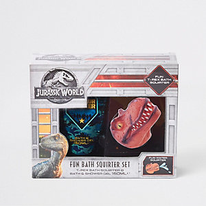 Boys Jurassic World fun bath set 150ml