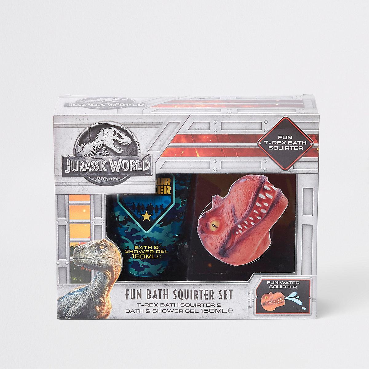 Boys Jurassic World fun bath set 150ml