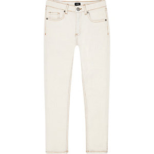 Sid – Skinny Jeans in Creme