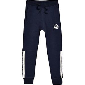 Boys navy Kings Will Dream joggers