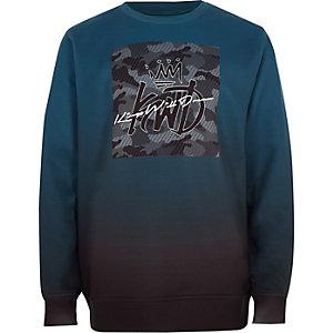 Groen Kings Will Dream sweatshirt voor jongens