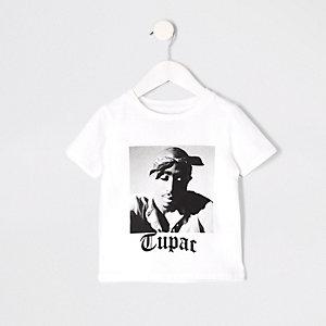 Mini - Tupac - T-shirt vor jongens