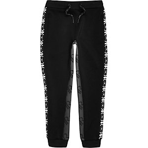 Boys RI Active black joggers