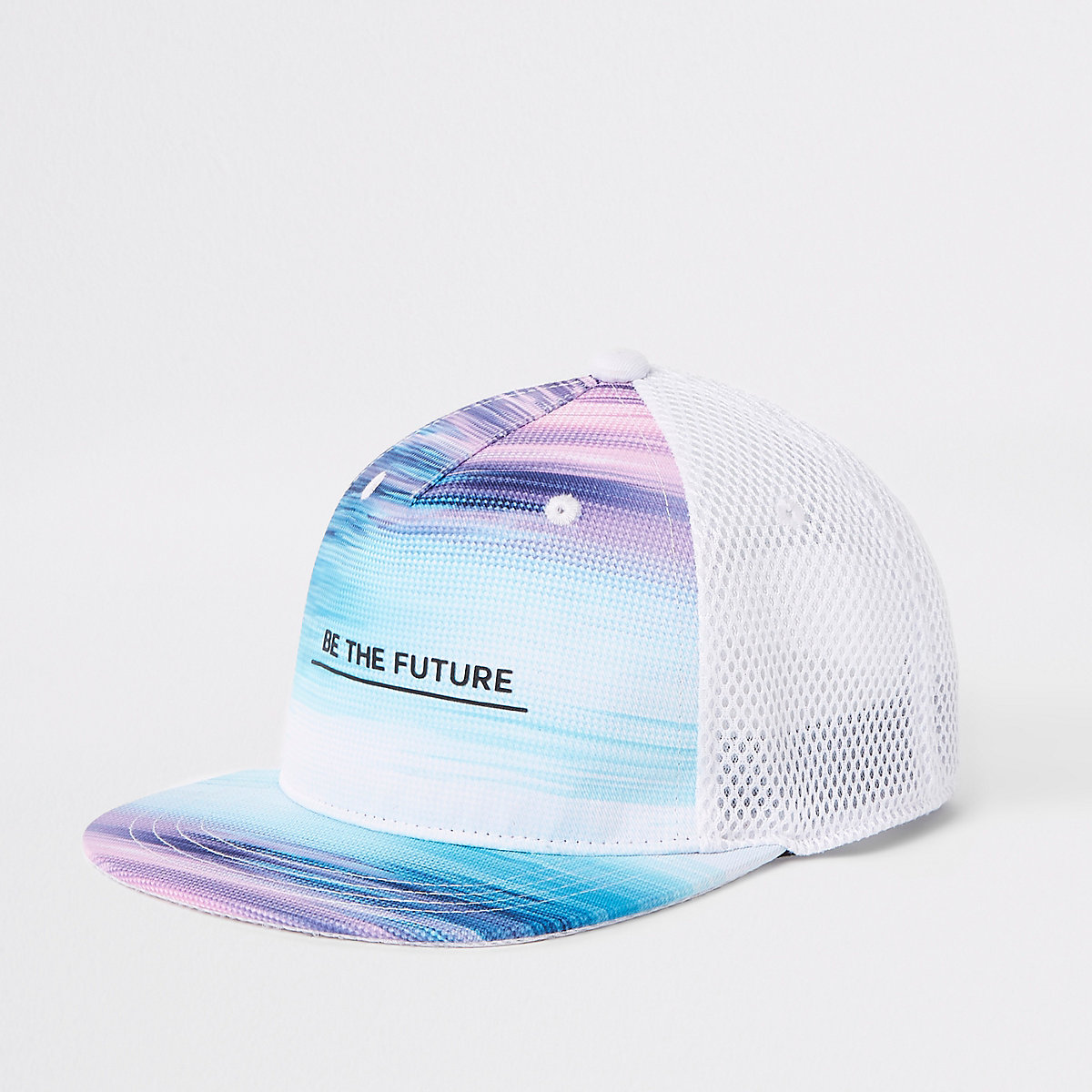 Boys 'be the future' flat cap