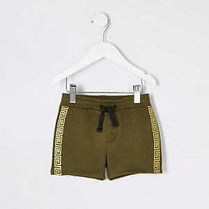 Shorts in Khaki