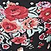 Black floral print Chelsea Girl leggings