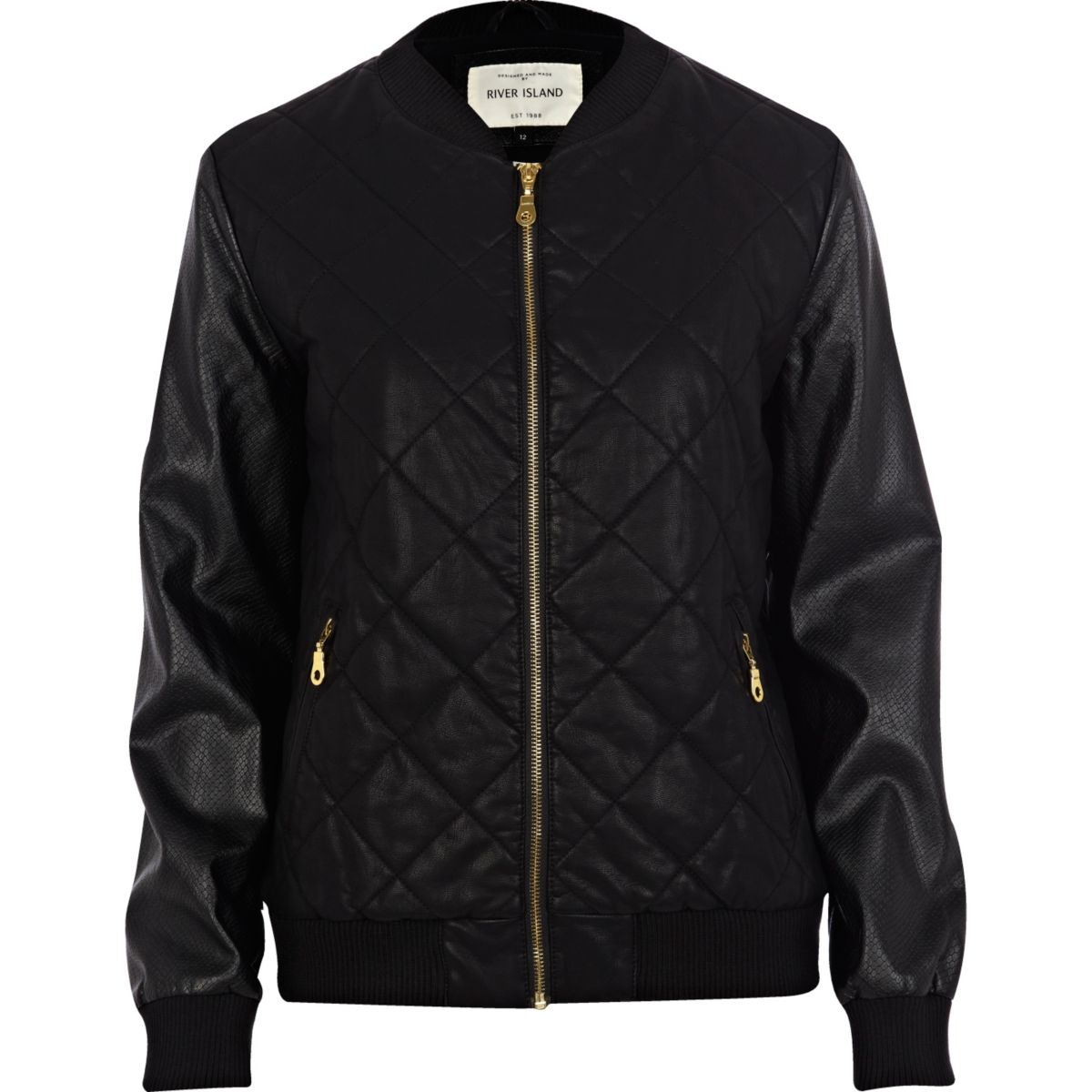 Shop mens leather and faux leather jackets on jomp16.tk Free shipping and free returns on eligible items.